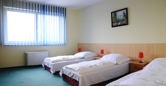 Hotel Chesscom: Triple room