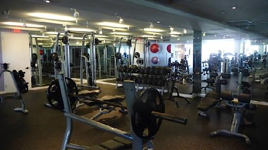 W South Beach Gym