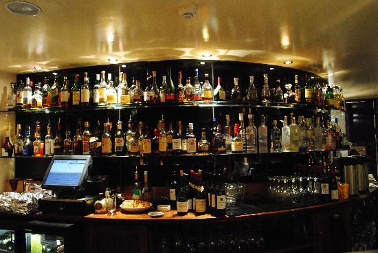 Fitzwilliam Hotel Dublin: Great bar in the hotel