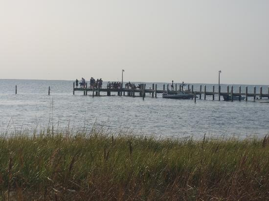 Cape Charles, VA: dock it here