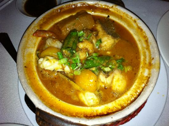 Vietlang: Seafood curry