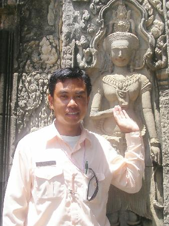 Saint John, Вашингтон: My name is Von Syden, I am an English Speaking Tour Guide, Siem Reap Angkor Wat Cambodia