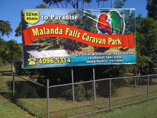 写真Malanda Falls Caravan Park枚