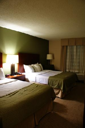 Holiday Inn Richmond South - City Gateway: holiday inn 1st floor room