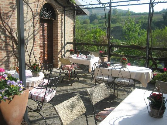 Hotel Castello di Sinio: Beautiful gardens