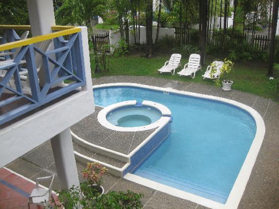 Sea Shells Vacation Villas: View from the Master Bedroom