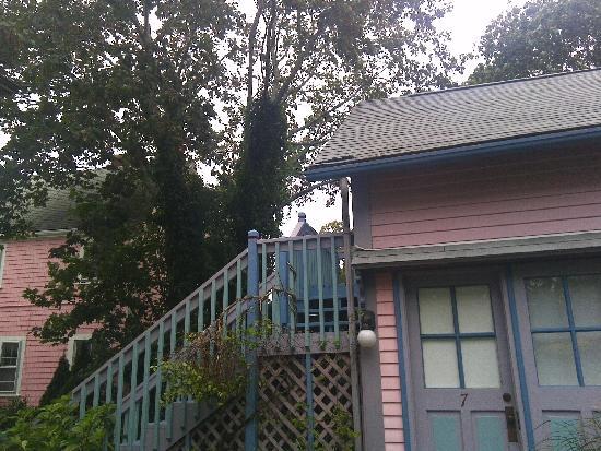 Oak Bluffs Inn : Outside