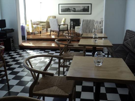 Ultramar Hotel: Listos para un cafecito
