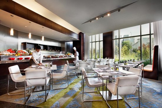 Cafe O2 (InterContinental Beijing Beichen)