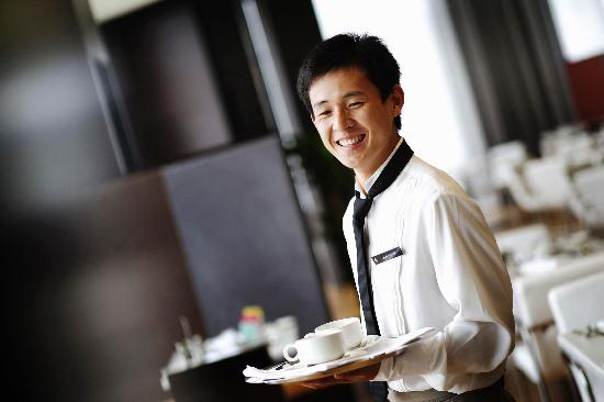 Cafe O2 Intercontinental Beijing Beichen Olympic