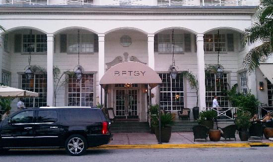 The Betsy - South Beach: The Betsy Front Entry