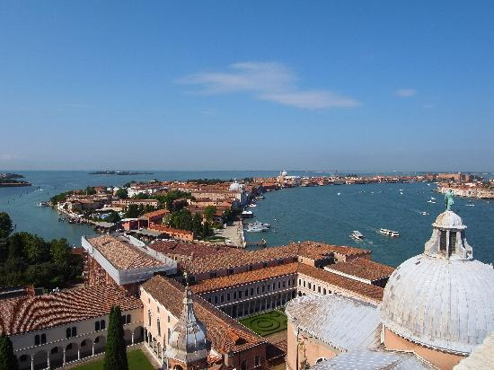 San Giorgio Maggiore: 素晴らしく美しいです。
