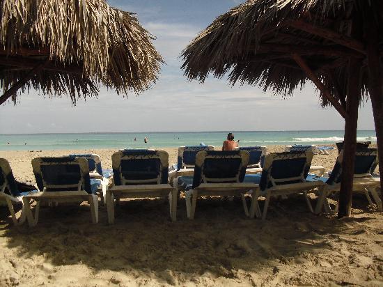 Melia Las Antillas: Bella vista, descanso físico y mental.