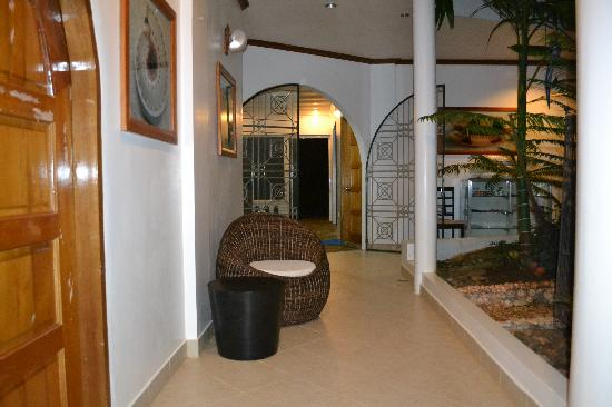 Argonauta Boracay : inside the hotel
