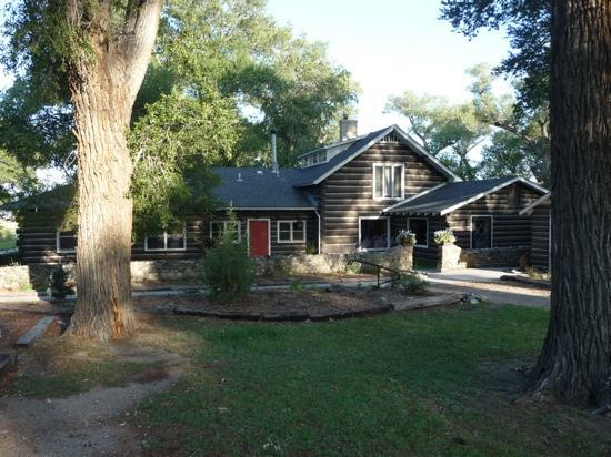 Zapata Ranch - A Nature Conservancy Preserve: The Inn