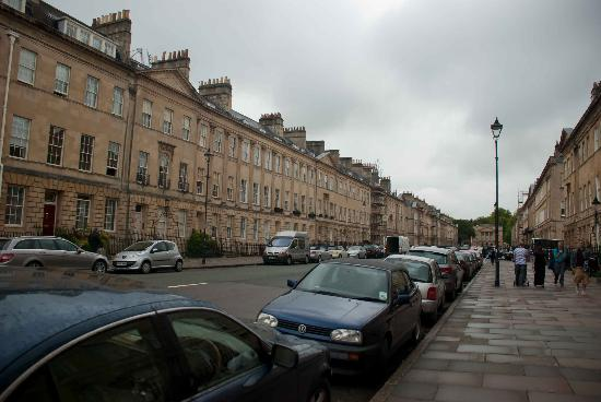 Great Pulteney Street: Lovely architecture