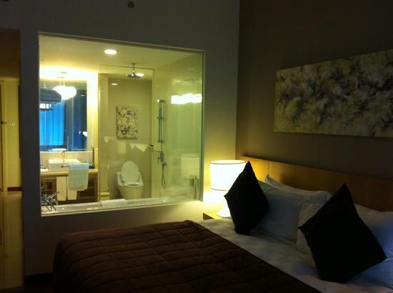 โรงแรมเฟรเซอร์ เพลส กัวลาลัมเปอร์: bedroom