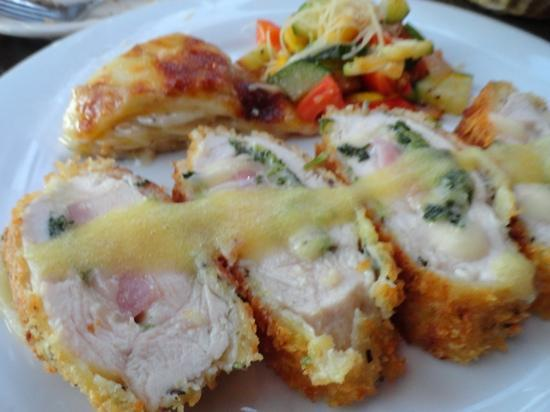 Chicken Cordon Bleu - Picture of 808 Bistro, Kihei - TripAdvisor