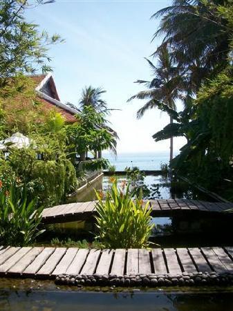 Evason Ana Mandara Nha Trang : Lobby Garden