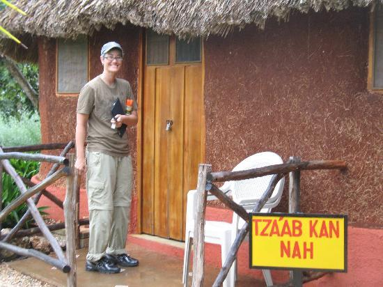 The Pickled Onion B&B & Restaurant Uxmal: Our Hut