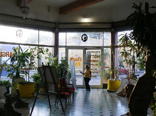 Hotel Trinidad Galeria: Ingresso