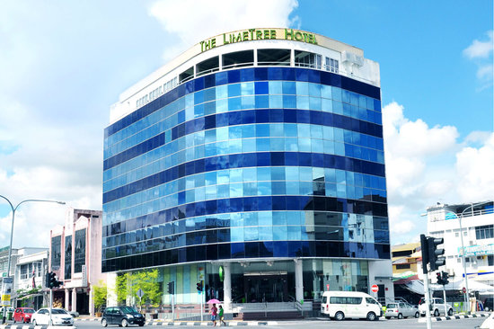The LimeTree Hotel: Hotel exterior by day