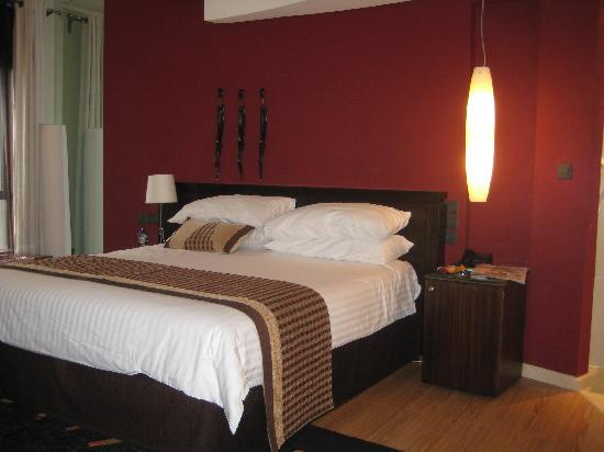 Tribe Hotel: Guest room