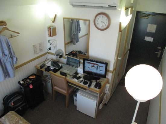 Toyoko Inn Busan Station 2: Single room 2
