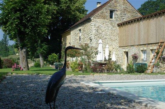 La Colline d'Orance Bed and Breakfast : La Maison