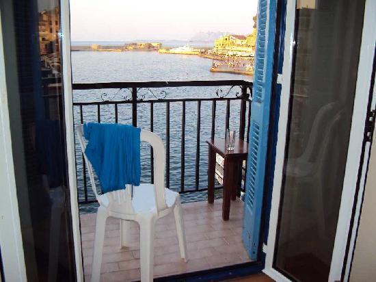 Loukia Hotel: Das Meerblick