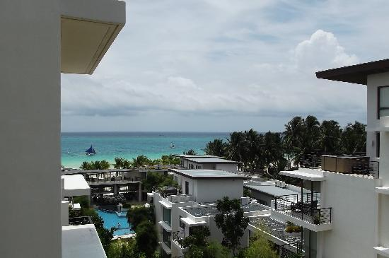 Discovery Shores Boracay: view
