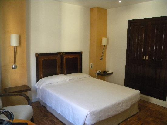 Don Curro Hotel: La camera