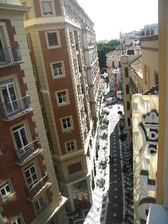 Don Curro Hotel: Vista dalla camera