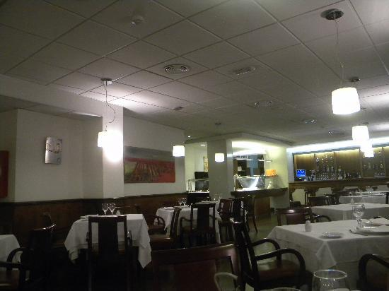 Don Curro Hotel: Sala Ristorante