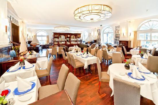 Neptun Hotel: Wilhelms Restaurant