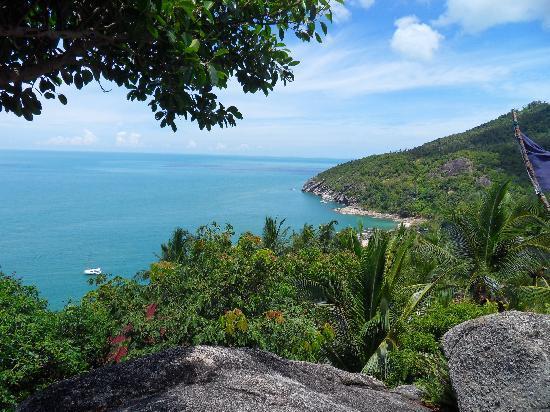 Seaview Bungalows Thansadet : Viewpoint