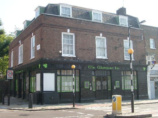 The Bluebell : Westport Inn