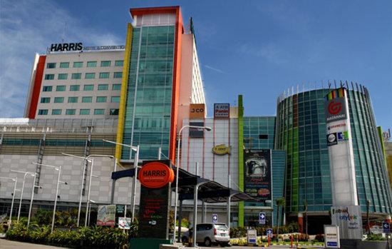 Harris Hotel & Conventions Festival CityLink: Exterior