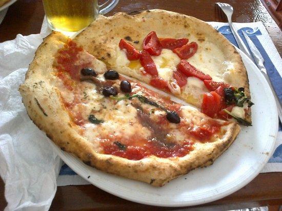 da Pasquale: la pizza
