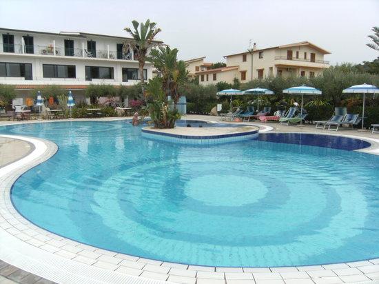 San Nicolo, Italie : swimming pool