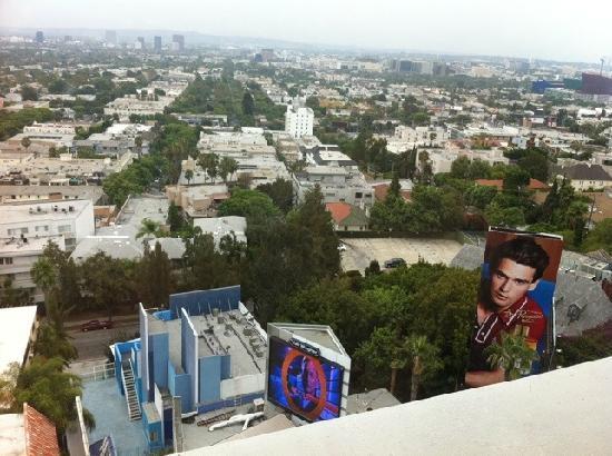 Andaz West Hollywood: VEDUTA DALLA CAMERA PREMIUM
