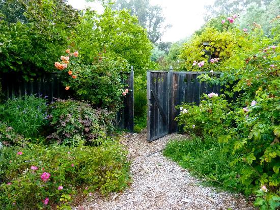 "Sand Rock Farm Bed and Breakfast: A ""secret garden"""