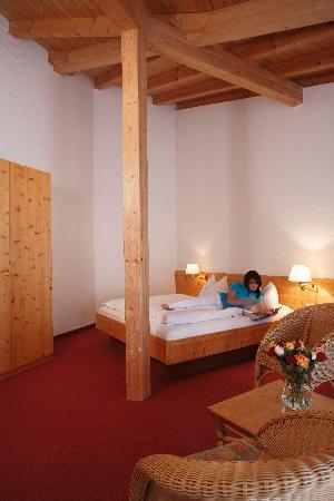 Hotel Gasthof Vier Löwen: Zimmer 'Feldberg'