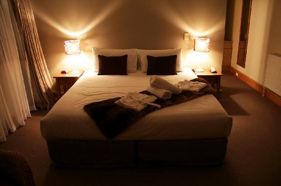 Central Ridge Boutique Hotel: Luxury Room
