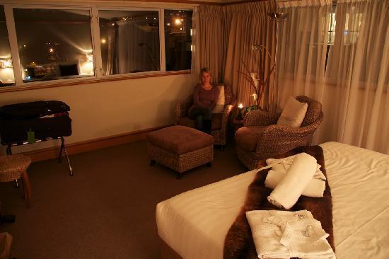 Central Ridge Boutique Hotel : Luxury Room