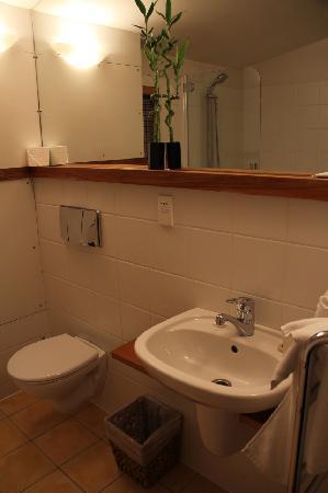 Central Ridge Boutique Hotel : Luxury Room Bathroom