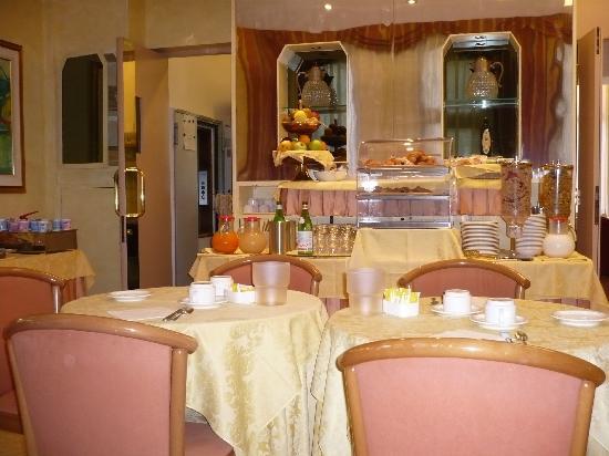Lloyd Hotel: Sala Colazione