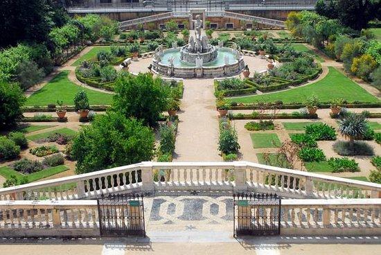 Villa del Principe : Giardino del Principe