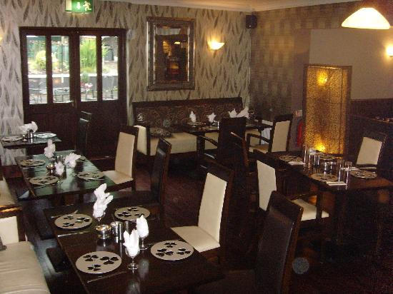 Cawleys Guest House: Our Restaurant