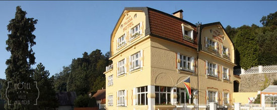 Photo of Hotel Villa Milada Prague